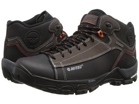 Мужские зимние ботинки Hi-Tec Trail OX Chukka I Waterproof р-44