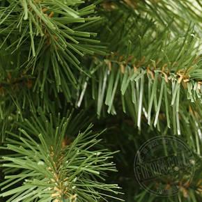 Ель искусственная с иголками их пленки ПВХ, искусственная елка 0,9м., фото 2