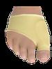 Тканевый бандаж с гелевой вставкой в области кости первого пальца стопы и под плюсну, размер L-шт.