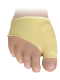 Бандаж з гелевою вставкою в області кістки першого пальця стопи і під плюсну, розмір L-шт., Fresco