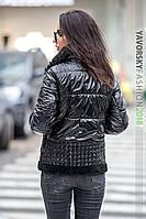 Женская стильная, теплая куртка , фото 1