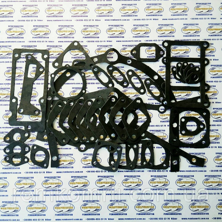 Набор прокладок двигателя ЯМЗ-236 малый (TEXON)