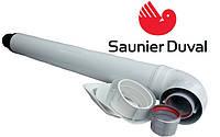 Коаксиальный комплект (дымоход) для газовых котлов Saunier Duval
