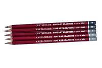 Олівець графітний,9Н, Cretacolor