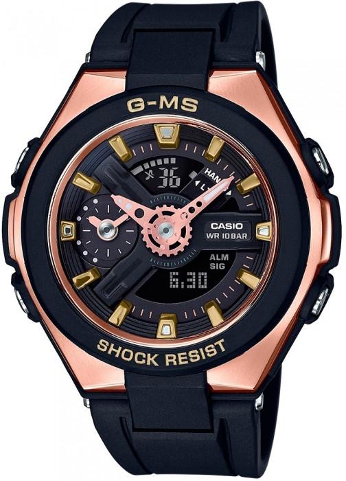 7f9dc4eb3275f Женские часы CASIO BABY-G MSG-400G-1A1ER , цена 6 292,50 грн., купить в  Одессе — Prom.ua (ID#826065384)