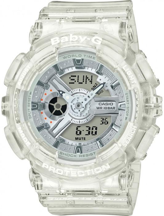 b67a570331254 Женские часы Casio BA-110CR-7AER - Часы в Casio - Официальный магазин в