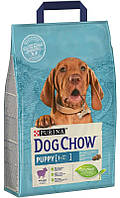 Корм для щенков с ягнёнком Purina Dog Chow Puppy Lamb