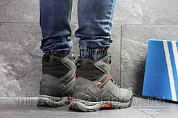 Ботинки Adidas Climaproof серые  зима , код6854, фото 2