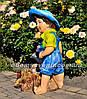 Садовая фигура Водонос и Садовник, фото 5