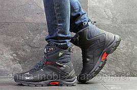 Ботинки Adidas Climaproof темно-синие  зима , код6852, фото 3