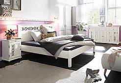 Сочетайте в спальне комфорт и изысканность