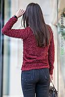 Женский теплый свитер , фото 1