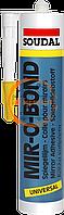 Клей-герметик для зеркал MIROBOND 310мл Soudal