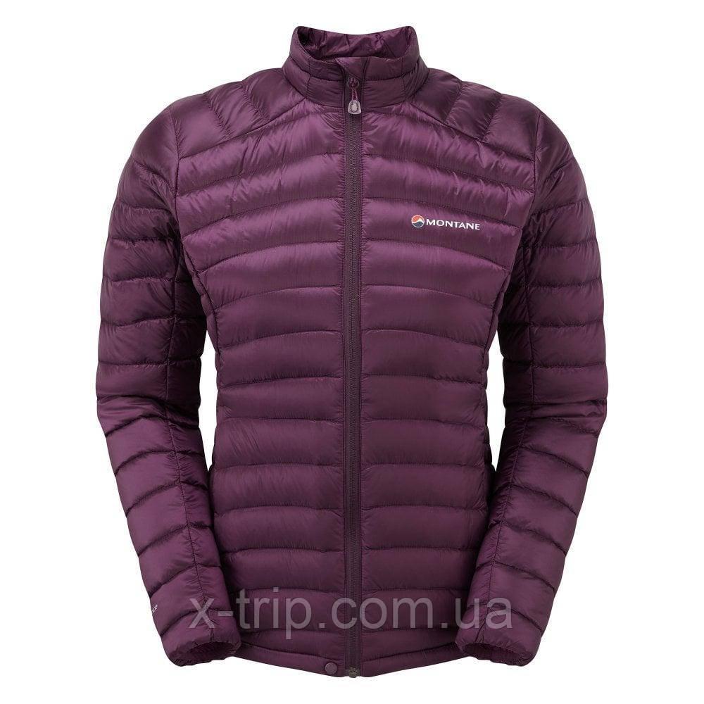 Куртка Montane Women's Featherlite Down Micro Jacket SASKATOON BERRY, S