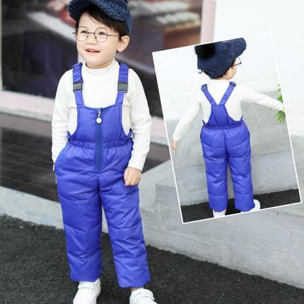 Детский комбинезон-штаны - 5 цветов