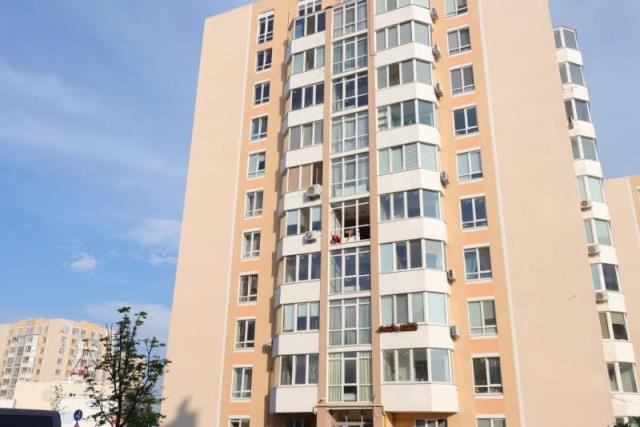 Утепление панорамных окон на Петропавловская борщаговка, Соборная 10