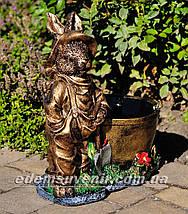 Садовая фигура Заяц (М) и Зайчиха (М), фото 3