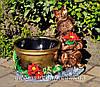 Садовая фигура Заяц малый и Зайчиха малая, фото 5