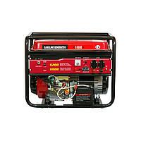 Генератор бензиновий WEIMA WM5500Е (5,5 кВт, електростартер, 1 фаза)