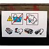 """Конструктор """"Скоростной вездеход"""" Lepin 20033 452 деталей, фото 3"""