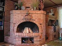 Печь для отопления частного дома