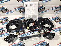 Комплект противотуманных фар новый оригинальный Рено Мастер 3 7711427996, фото 1