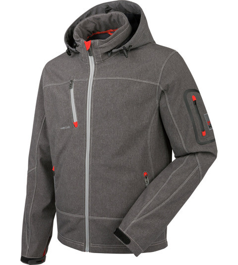 Куртка Modyf SOFTSHELL Artic Gray Wurth