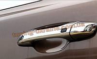Хром накладки на ручки для Lexus GX 470 2003-2010