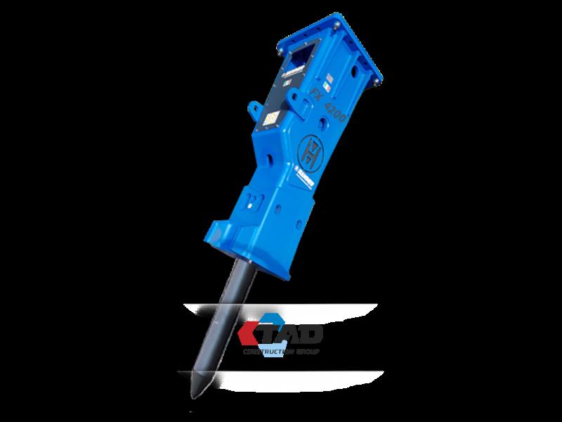 Гидромолот Hammer FX 4200