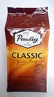 Кофе Paulig Classic в зернах 1 кг