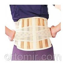 Корсет для спины с ребрами жесткости