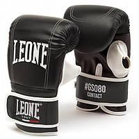 Снарядные перчатки Leone Contact Black