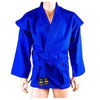 Куртка для боевого самбо Mizano рост 140-190см 150