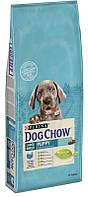 Корм для щенков крупных пород Purina Dog Chow Puppy Largе Breed