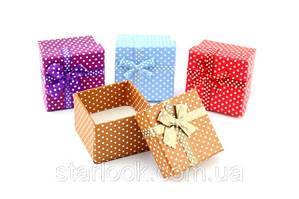 Подарочные коробочки под бижутерию