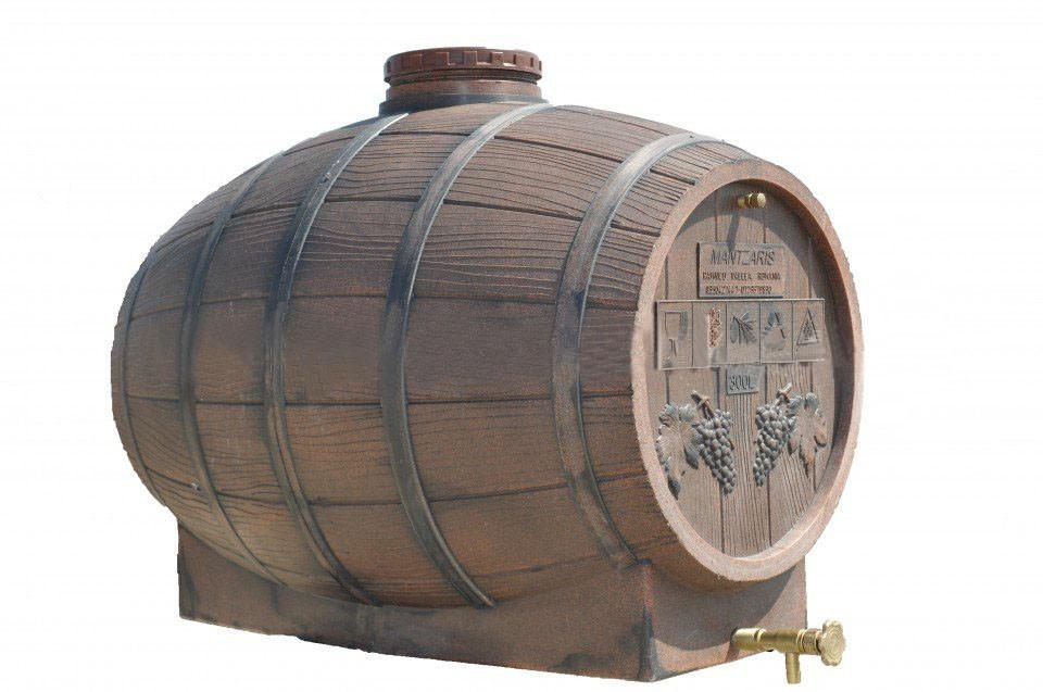 Пластмассовая бочка для вина 140 литров