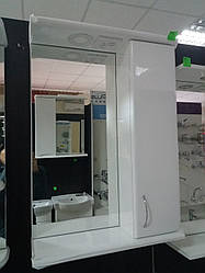 Зеркало в ванную З-04  Николь 60 см