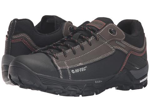 Мужские зимние кроссовки Hi-Tec Trail OX Chukka I Waterproof Оригинал р-42