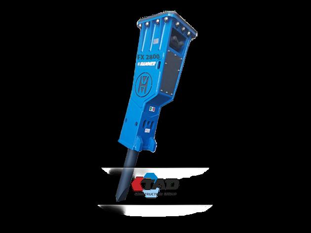Гидромолот Hammer FX 2500, фото 2