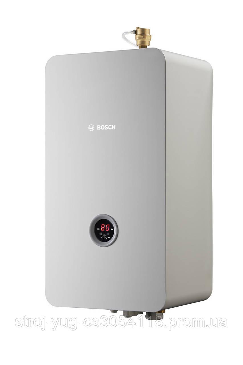 Котел электрический Bosch TRONIC HEAT 3500 15 UA с  насосом и расширительным баком