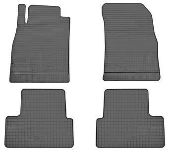 Коврики в салон резиновые для Chevrolet Cruze 2016- Stingray (4шт)
