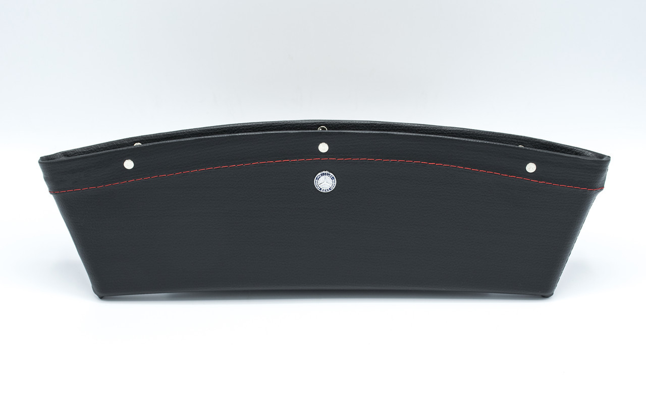 Автомобильный карман-органайзер Type-2 Black с логотипом Mercedes пинал для автомобиля подарок