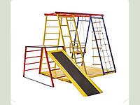 Детский спортивный комплекс Адмирал базовая комплектация ( спортивний куточок )