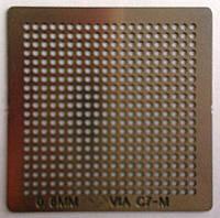 BGA трафарет VIA C7-M 0,6mm