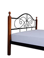 Кровать ортопедическая металлическая
