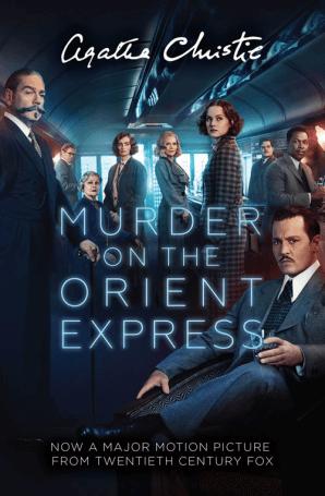 Книга Murder on the Orient Express (Film Tie-in Edition)