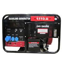 Бензиновий генератор Weima WM1110-A (9,5 кВт, 1 фаза, ручний старт)