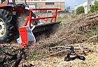 Мульчер лесной, измельчитель деревьев (лесной измельчитель), измельчитель пней  TFVJD  (Ventura, Испания), фото 4