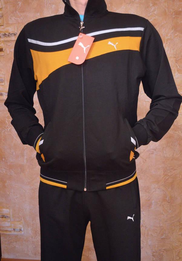 Мужской спортивный костюм PUMA (L-XL) (копия), фото 2