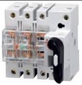 Выключатель нагрузки Sirco VM0 32 Ампера 4 полюса 25004003